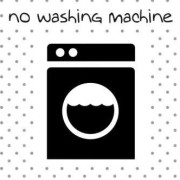 No Washing Machine